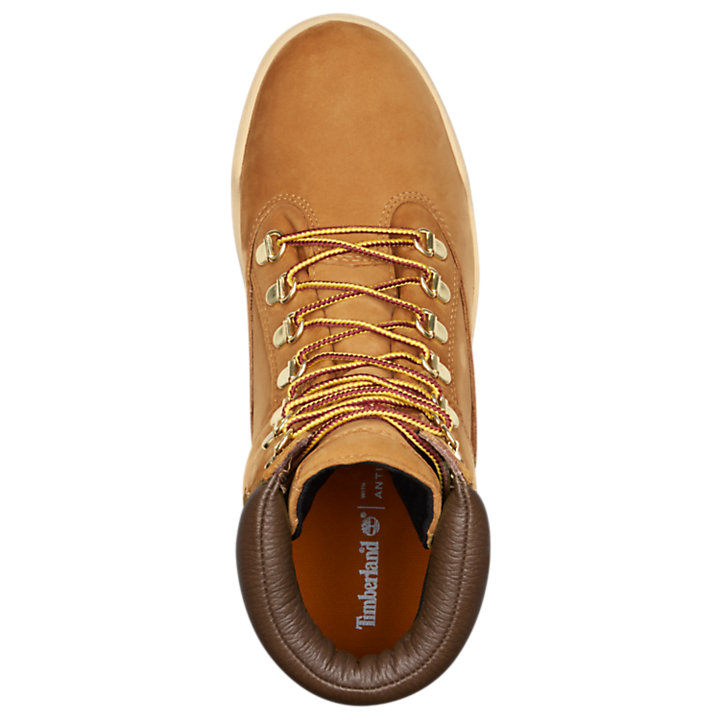 Men's Extra Cheese Waterproof 6-Inch Field Boots-