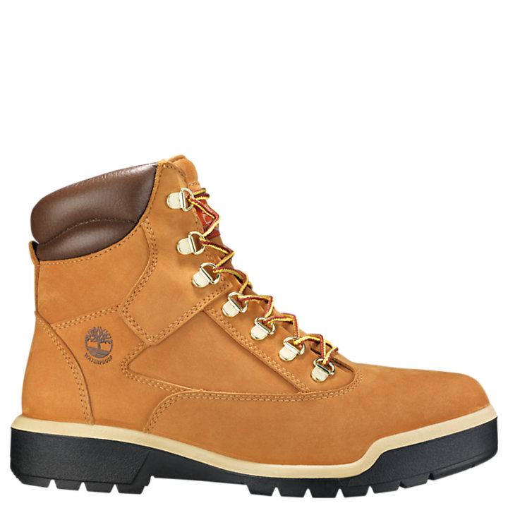 74841a872a9 Men's Extra Cheese Waterproof 6-Inch Field Boots
