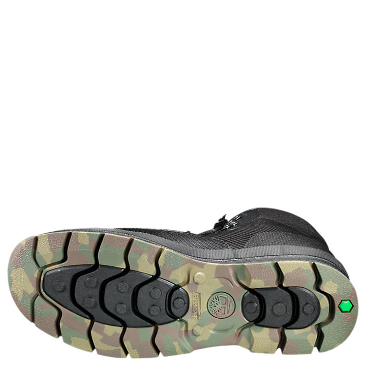 Men's Jacquard Euro Hiker Boots-