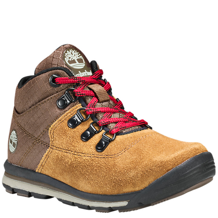 Junior GT Rally Hiking Boots-
