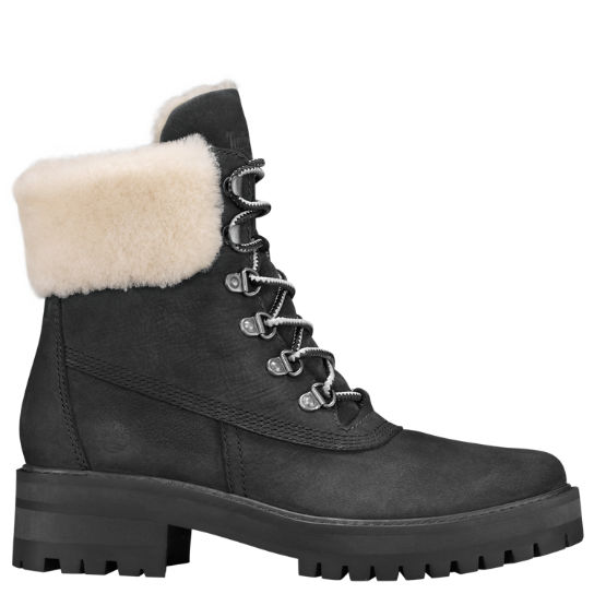 8167d72f949 Women s Courmayeur Valley Shearling-Lined Boots