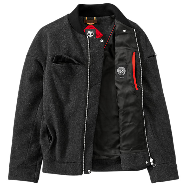 Men's NXTWool™ Bomber Jacket-