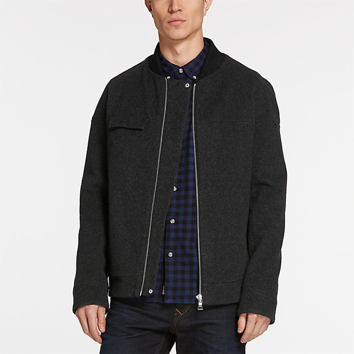 Men's NXTWool™ Bomber Jacket-