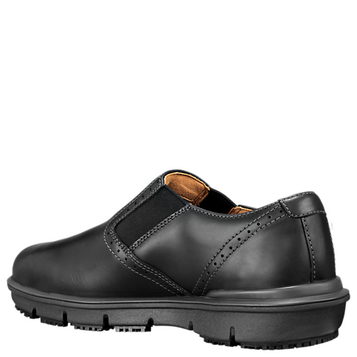 Men's Timberland PRO® Boldon SD+ Alloy Toe Slip-On Work Shoes-