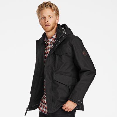 Men's Ragged Mountain 3-In-1 Waterproof Field Jacket