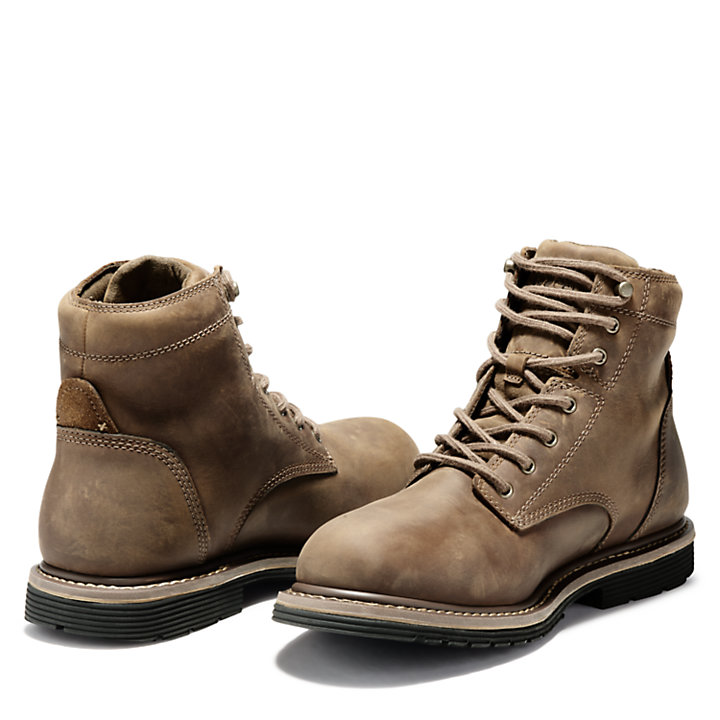 "Men's Timberland PRO® Millworks 6"" Soft Toe Boots-"