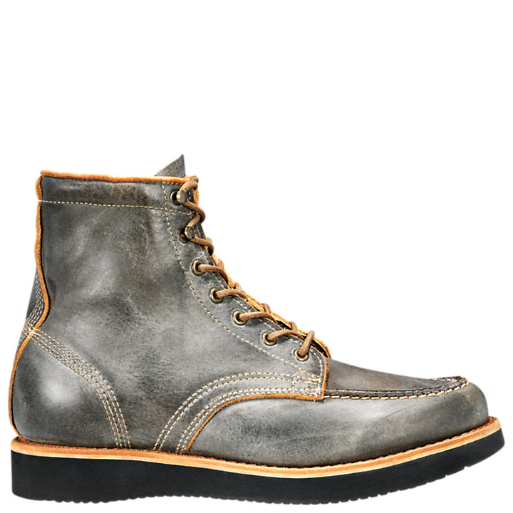 Men's Timberland® American Craft Moc-Toe Boots-