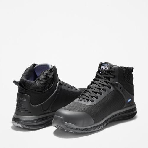 Men's Drivetrain Composite Toe Work Sneaker-