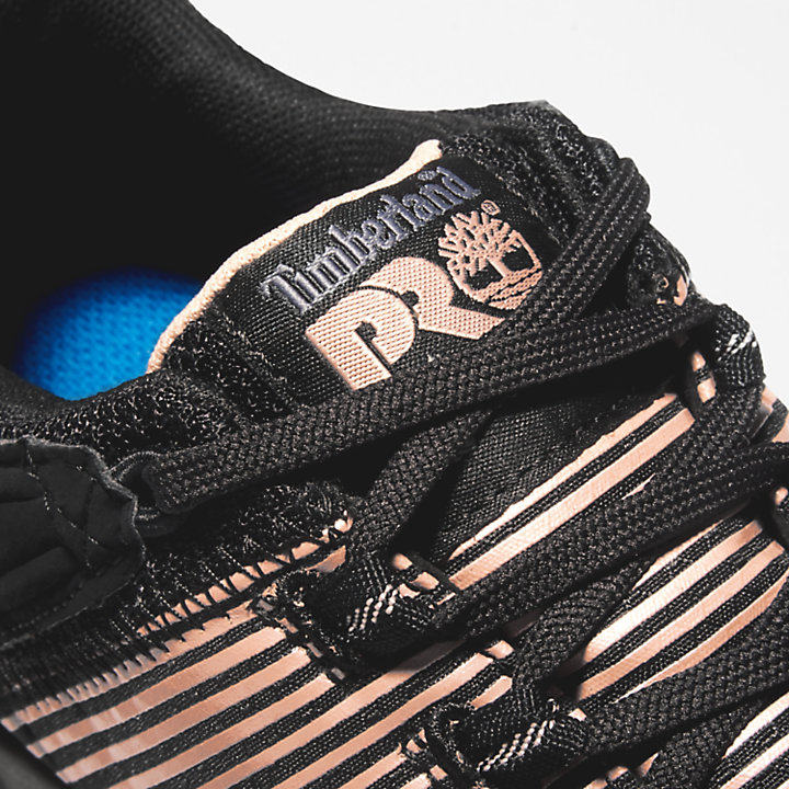 Women's Timberland PRO® Powertrain Sport Alloy Toe ESD Work Shoes-