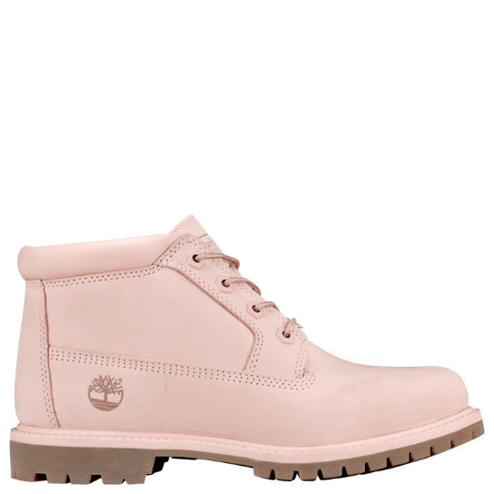 Timberland Nellie Chukka W winter shoes pink