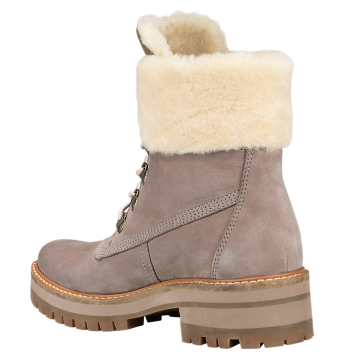 Women's Courmayeur Valley Shearling-Lined Boots-
