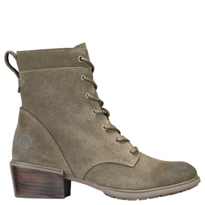 Timberland   Women's Sutherlin Bay Lace-Up Boots   Tuggl