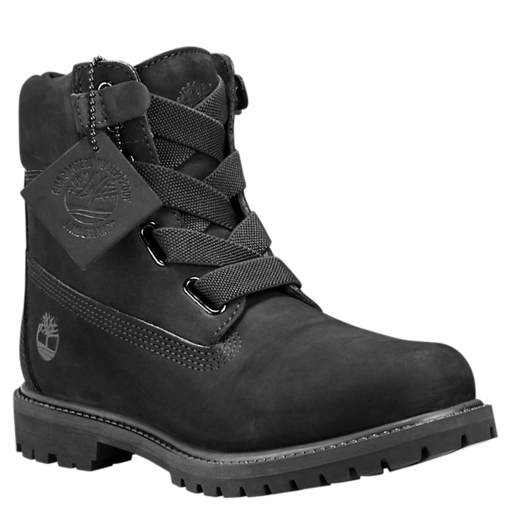 Women's 6-Inch Waterproof Convenience Boots-