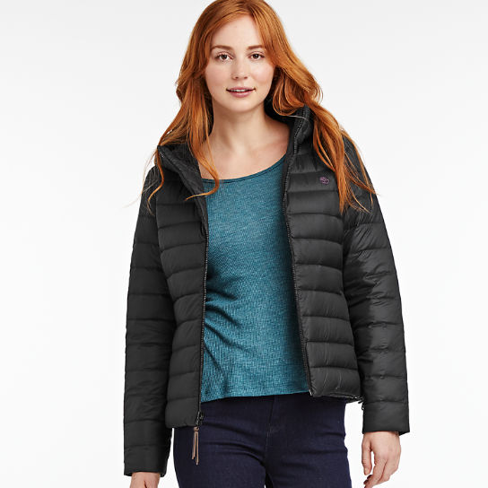 Women's Mt. Kelsey Reversible Hooded Down Jacket