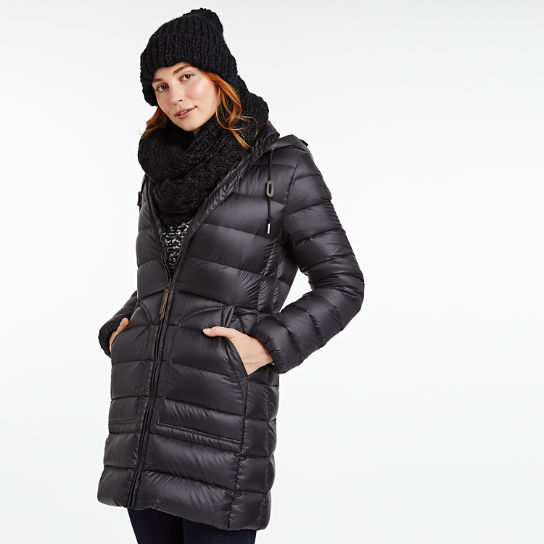 Timberland | Women's Mount Madison Long Down Coat