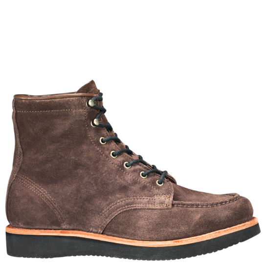 Men's Timberland® American Craft Moc-Toe Boots