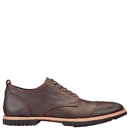 Men's Timberland Boot Company® Bardstown Brogue Oxford Shoes