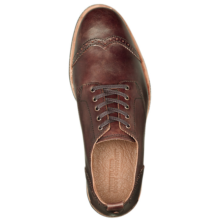 Men's Timberland Boot Company® Bardstown Brogue Oxford Shoes-