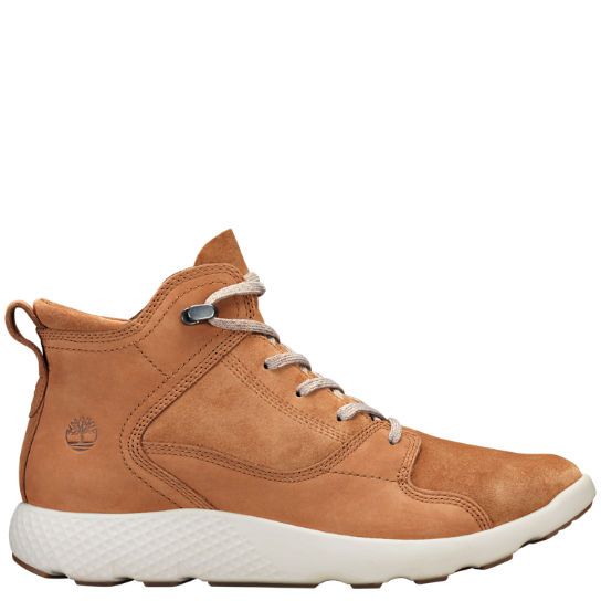 timberland flyroam leather bottes review
