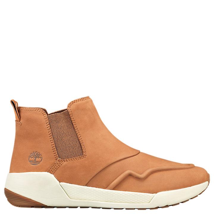 Women's Kiri Up Leather Sneaker Boots-