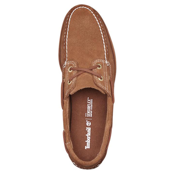 Men's Tidelands 2 Eye Suede Boat Shoes