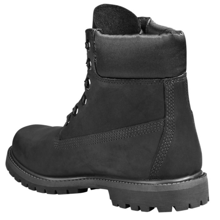 Women's 6-Inch Premium Waterproof Boots w/Satin Collar-