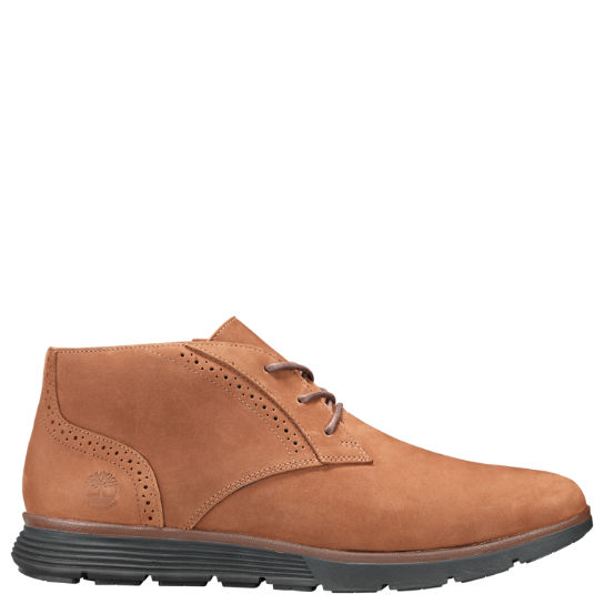 Men's Franklin Park Waterproof Chukka Shoes