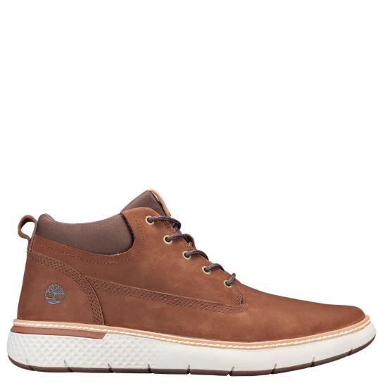 2231e19ea080 Men s Cross Mark Chukka Shoes