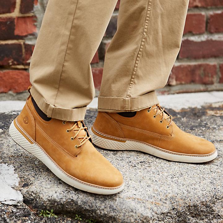 auf Lager neue bilder von elegantes und robustes Paket Men's Cross Mark Chukka Shoes