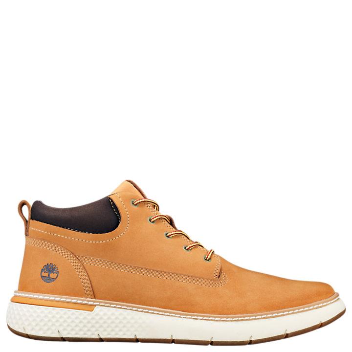 Men's Cross Mark Chukka Shoes-