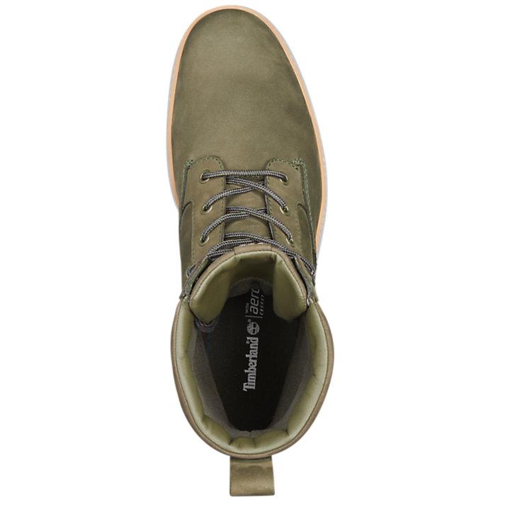 Men's Cross Mark Utility Boots-