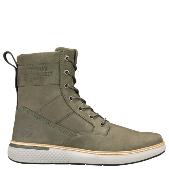 Men's Cross Mark Utility Boots
