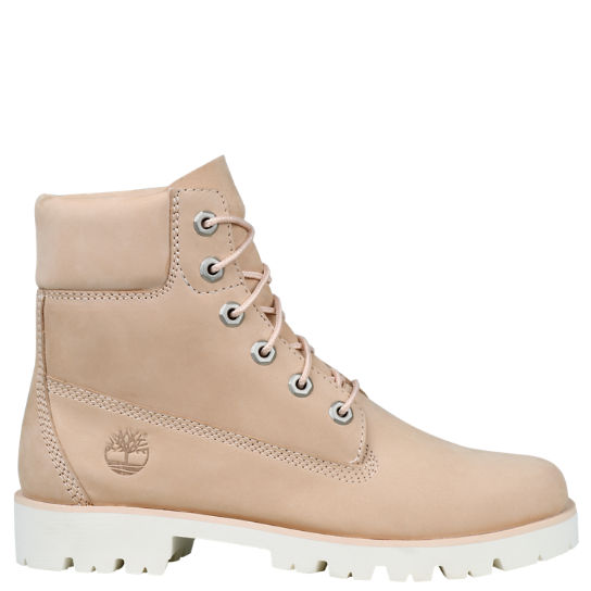 Bottes Femme Timberland Heritage Lite Nellie Pomegranate
