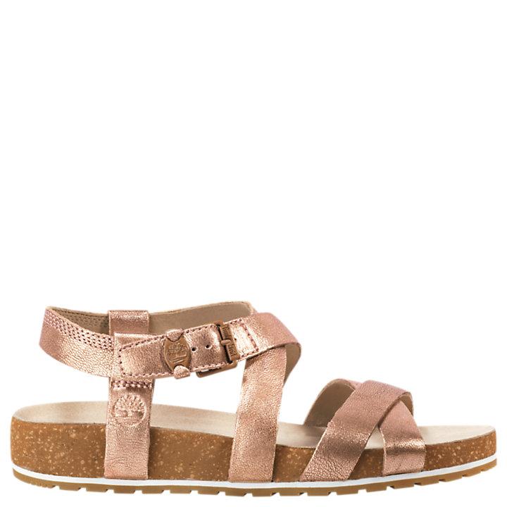 Ankle Women's Waves Strap Malibu Sandals CeBordx