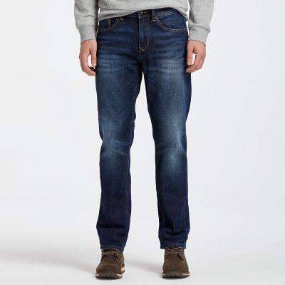 Men's Squam Lake Straight Fit Stretch Denim Pant