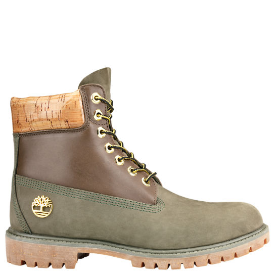 """Timberland Limited Release 6/"""" Premium Waterproof Boots Brown"""