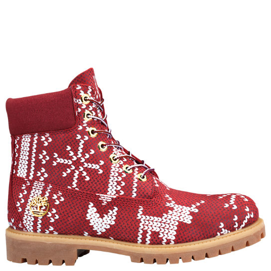 Men's Special Release Ugly Sweater 6 Inch Waterproof Boots