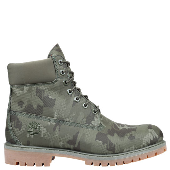 Timberland | Men's 6– Inch Premium Waterproof Jacquard Boots