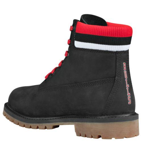 Junior Timberland X Mitchell & Ness X NBA 6-Inch Premium Boots-