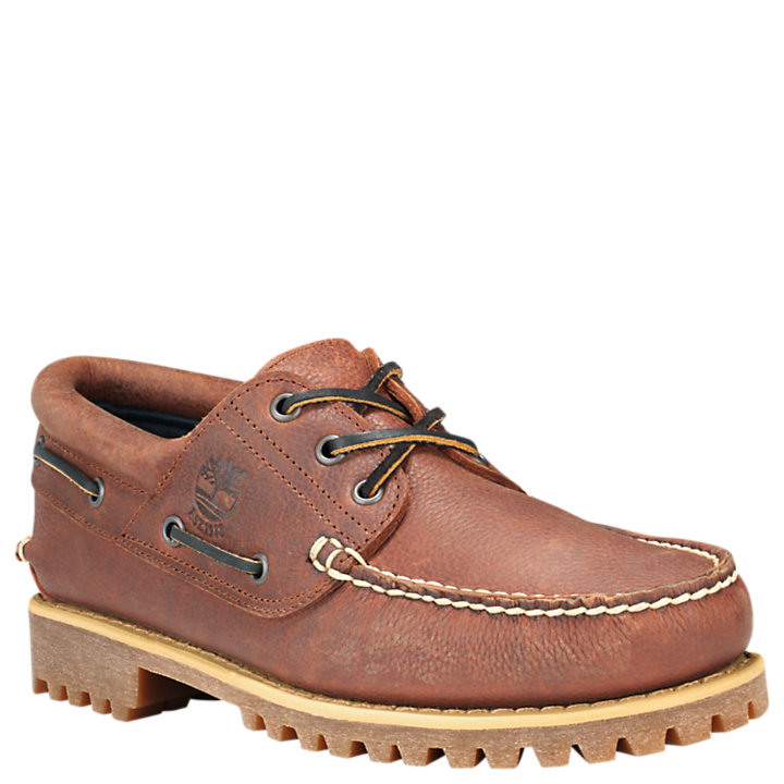 Men's  45th Anniversary 3-Eye Classic Handsewn Lug Shoes-