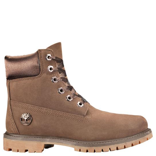 aca48ff5c462 Women s 6-Inch Premium Waterproof Boots w Satin Collar