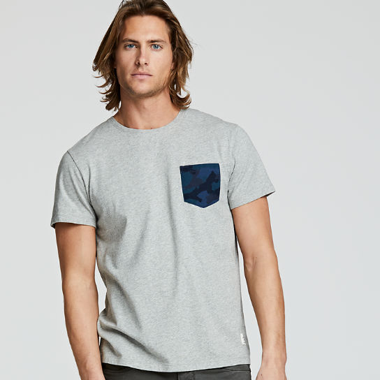 Men's Kennebec River Camo T-Shirt