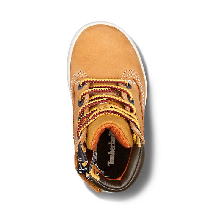 Toddler Davis Square Sneaker Boots-