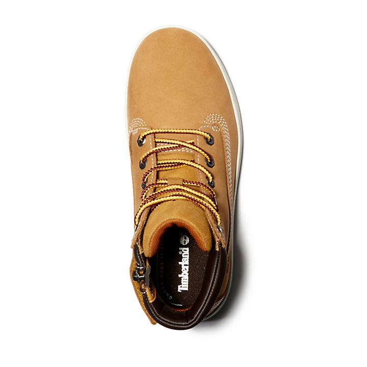 Junior Davis Square Sneaker Boots-