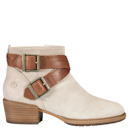 Women's Sutherlin Bay Cross-Strap Ankle Boots
