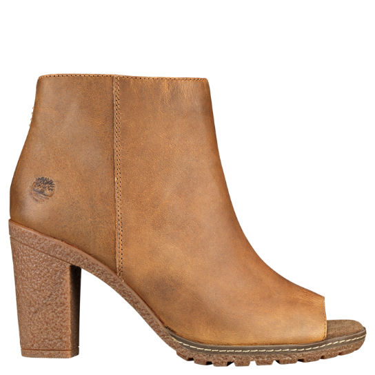 Women's Tillston Peep-Toe Booties
