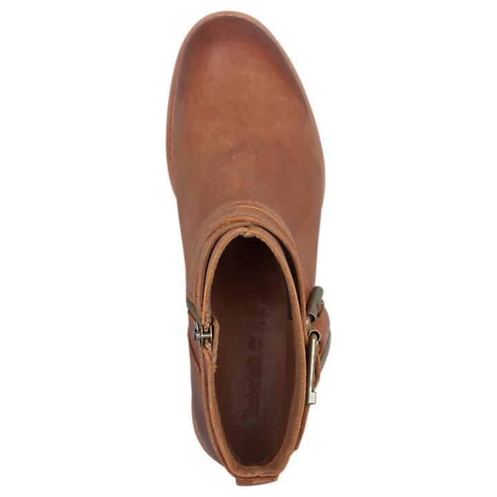 Women's Sutherlin Bay Cross-Strap Ankle Boots-