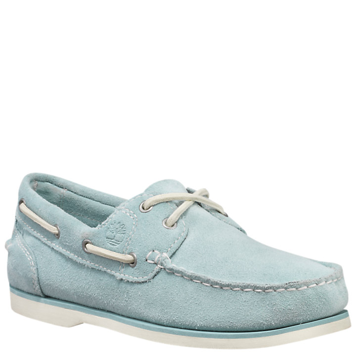 Women's 2-Eye Boat Shoes-