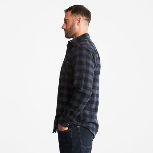 Men's Timberland PRO® Woodfort Midweight Flannel Work Shirt-