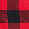 Red/Black Buffalo Check